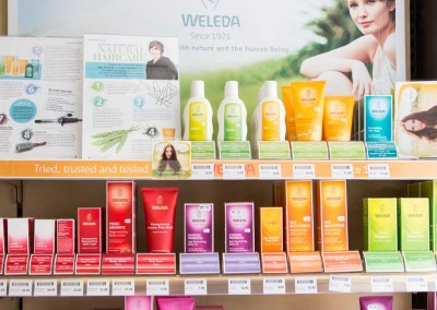 Weleda products